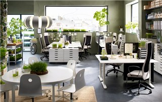 A workspace that appeals to all your senses
